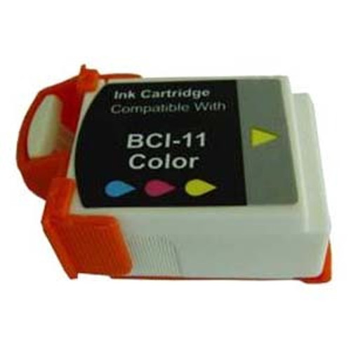 Canon BCI-11 Color Ink Cartridge for Canon BJC printer - 3 pack