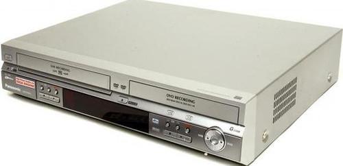 Panasonic DMR-ES30VS DVD Recorder/VCR Combo