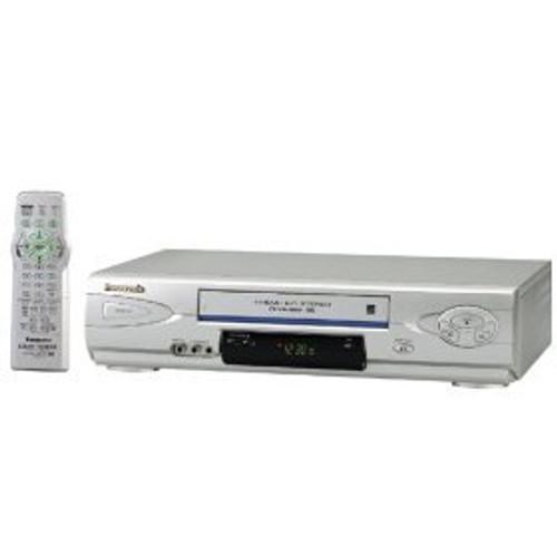 Panasonic PV-V4624S 4-Head Hi-Fi VCR