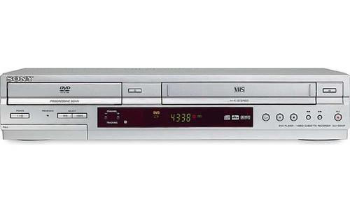 Sony SLV-D350P DVD / VCR Combo