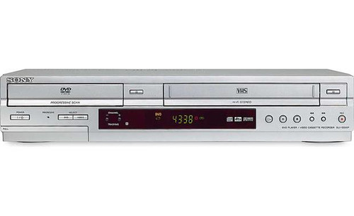 Sony SLV-D350P DVD / VCR Combo