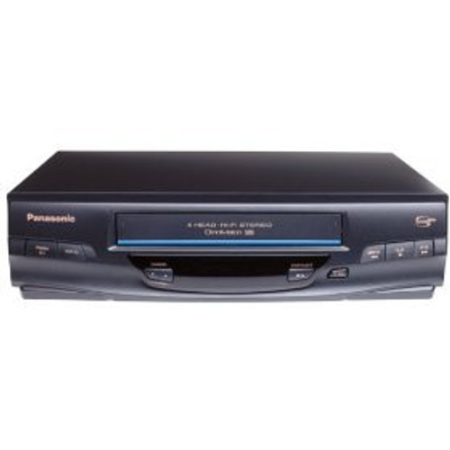 Panasonic PV-V4020 VCR with tuner VHS
