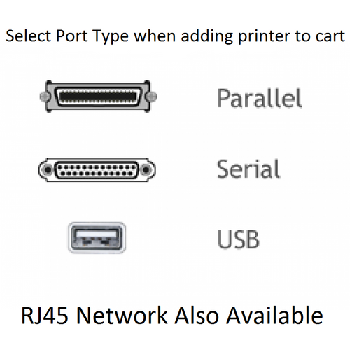Star TSP 143U Monochrome Direct Thermal Receipt Printer