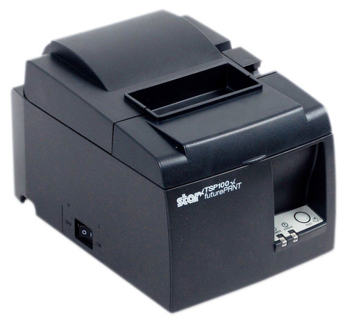 Star TSP 143U Monochrome Direct Thermal Receipt Printer