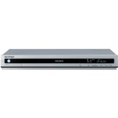 Samsung DVD-R120 Progressive Scan DVD Recorder with Tuner