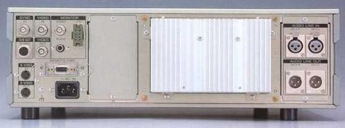 Sony EVO-9800A Videocassette Recorder