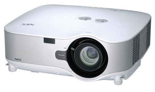 NEC NP1000 Video Projector LCD