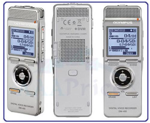 Olympus DM-420 Digital Voice Recorder