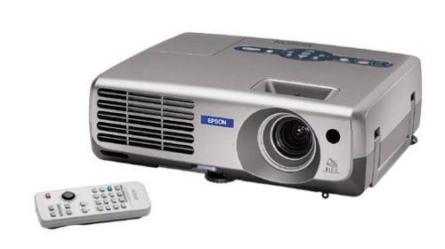 Epson PowerLite 81p LCD Video Projector