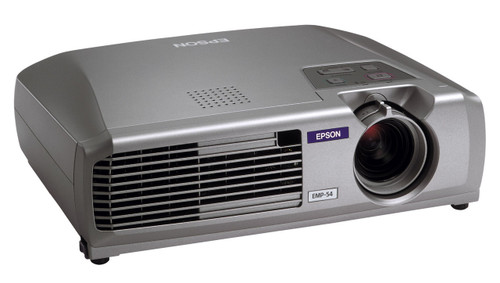Epson Powerlite 74c 720p 1080i HD Widescreen Home Theater / Computer Projector