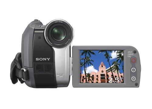 Sony DCR-HC36 MiniDV Digital Handycam Camcorder with 20x Optical Zoom