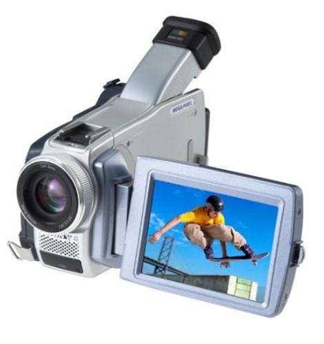 """Sony DCR-TRV38 MiniDV 1Megapixel Camcorder with 3.5"""" LCD"""