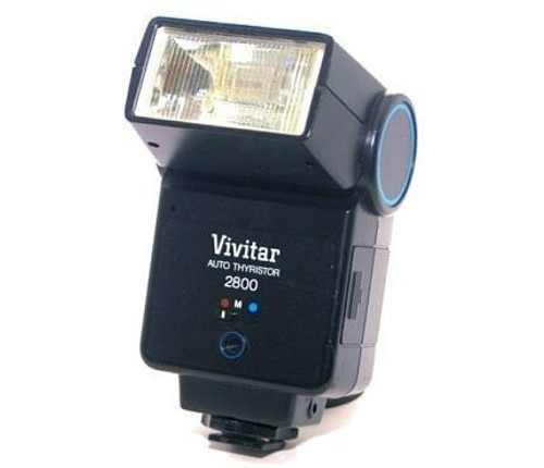 Vivitar 2800 Automatic Electronic Flash