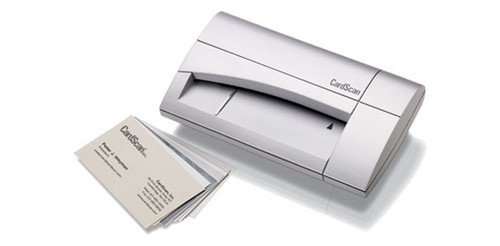 CardScan Executive 800c business card scanner