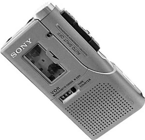Sony M-530V MicroCassette Recorder