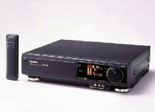 Panasonic AG-1970 Pro-Line S-VHS Editor VCR