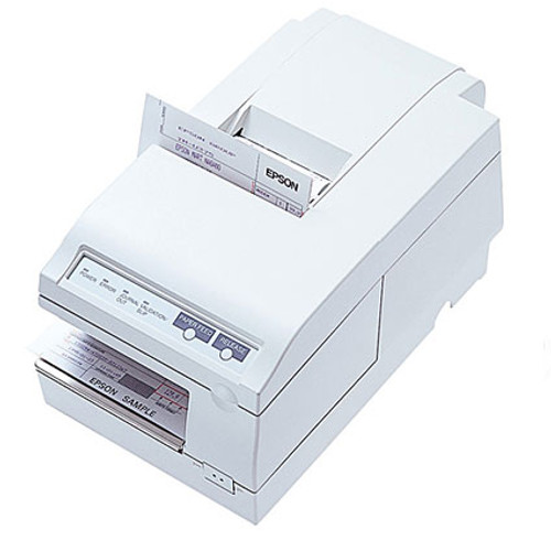 Epson TM U375 Monochrome Dot-Matrix Receipt Printer