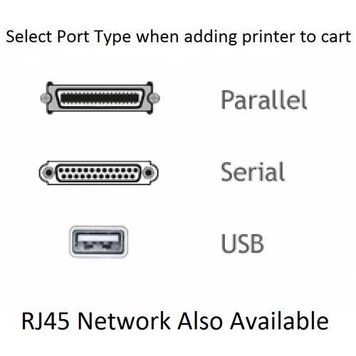 Star Micronics TSP650 Thermal Receipt Printer