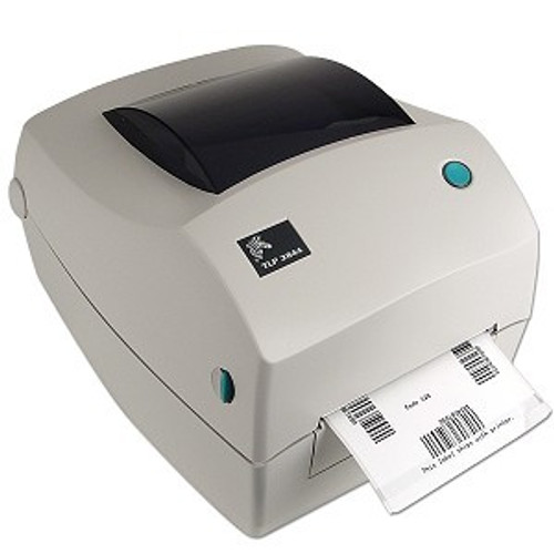Zebra TLP 2844-Z Monochrome Direct Thermal/Thermal Transfer Label Printer