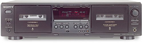 Sony TC-WE475 Dual Cassette Deck
