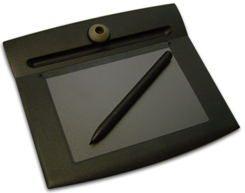 Topaz SignatureGem 4x5 T-S751-USB