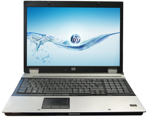 HP EliteBook Mobile Workstation 8730w 17″ Rugged Notebook - Core 2 Duo T9600 2.8 GHz - 2 GB RAM - 250 GB HDD