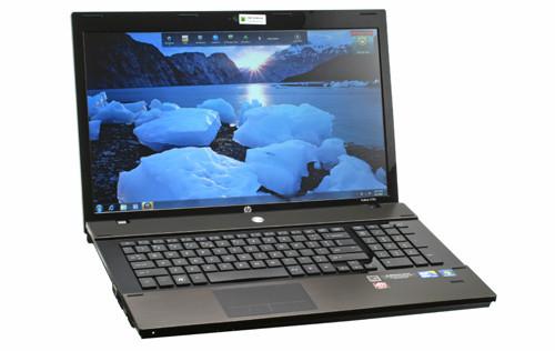 HP ProBook 4720s 17.3″ Notebook - Core i5 430M 2.26 GHz - 8 GB RAM - Windows 7 Professional