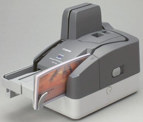 Canon imageFORMULA CR-50 Check Transport Document Scanner