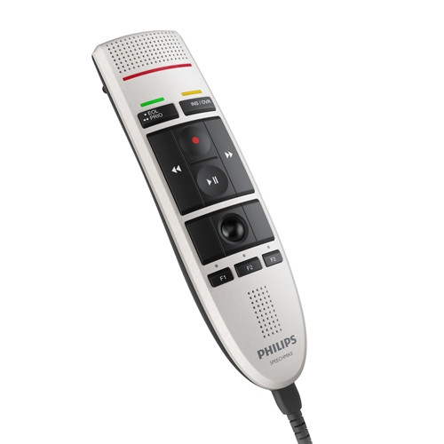 Philips SpeechMike USB LFH3200 Microphone