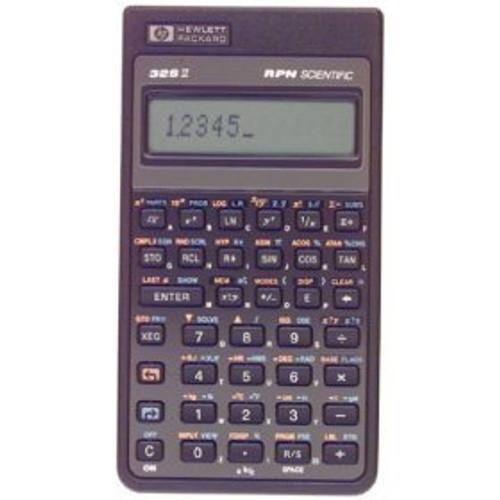 HP-32Sii Scientific Calculator