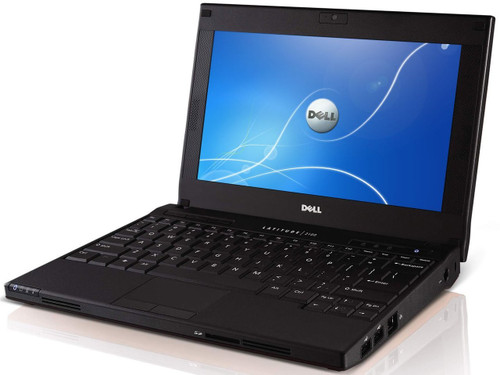 "Dell Latitude 2120 Atom N270 1.6GHz 1GB Ram 120GB 10.1"" LED-Backlit Netbook Windows 7 Professional"
