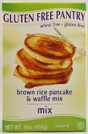 Fluffy Pancake, 6 of 16 OZ, Glutino