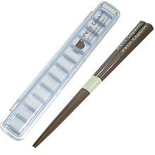 Petit Copain Blue Chopstick & Case  From Ditto