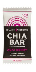 Acai Berry 100 Cal, 15 of 0.88 OZ, Health Warrior