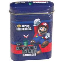 Super Mario Bros Bandages  From Boston America