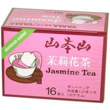 Jasmine Tea Bags 1.1 Oz  From Yama MotoYama
