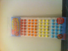 Candy Mega Buttons, 30 of 2 OZ, Liebers