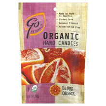 Blood Orange, 6 of 3.5 OZ, Go Organic