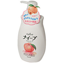 Naive Peach Body Wash  From AFG