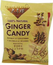 Ginger Candy, 4.4 OZ, Prince Of Peace