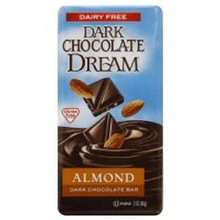 Almond, Dark, 12 of 3 OZ, Chocolate Dream