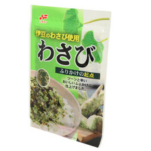 Nichifuri Wasabi Furikake 1.4 oz  From AFG