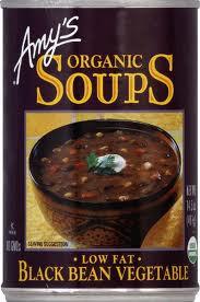 Black Bean Vegetable, 12 of 14.5 OZ, Amy'S