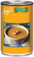 Butternut Squash, LS, 12 of 14.1 OZ, Amy'S