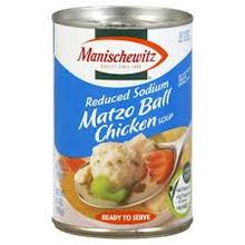 Chicken,Matzo Ball,Nat,RS, 12 of 14 OZ, Manischewitz