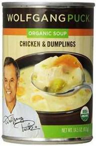 Chicken & Dumplings, 12 of 14.5 OZ, Wolfgang Puck