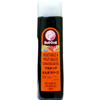 Bull Dog Pork Cutlet Sauce 10 fl oz  From Bull-Dog