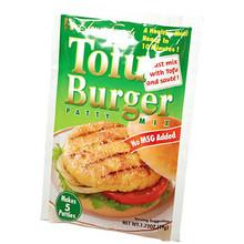House Tofu Hamburger Mix  From House Foods