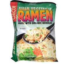Asian Vegetable, Reduced Sodium, 12 of 2.1 OZ, Koyo