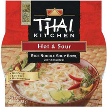 Hot & Sour, 6 of 2.4 OZ, Thai Kitchen